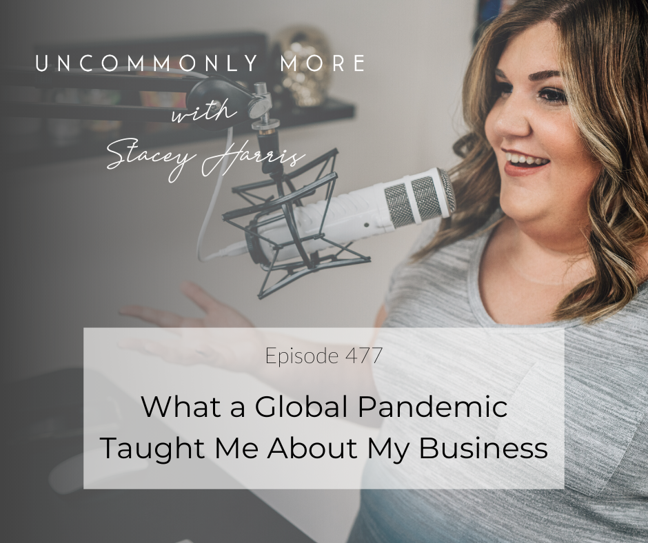 What a Global Pandemic Taught Me About My Business
