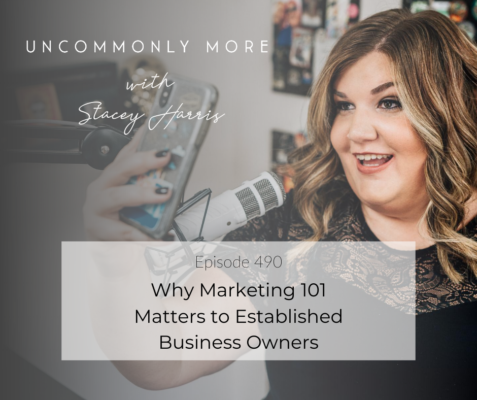 Why Marketing 101 Matters to established business owners