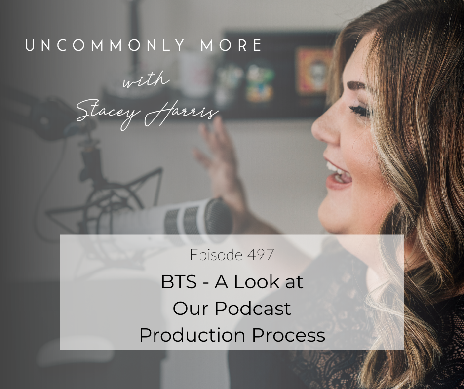 podcast production process