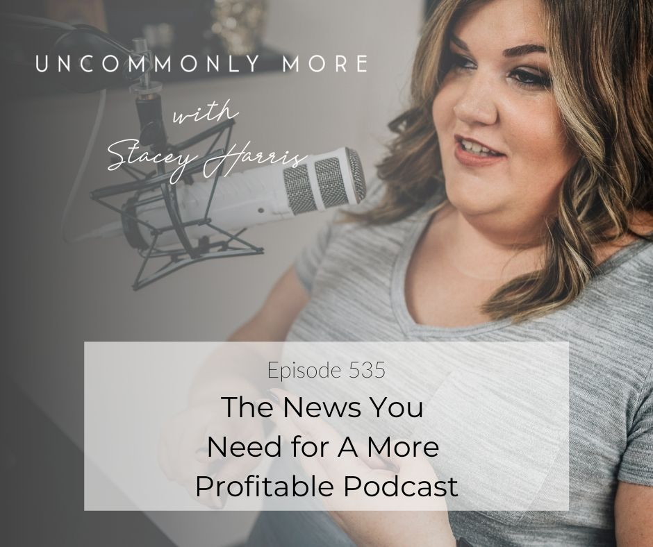 The Podcast Newsroom - The News You Need for A More Profitable Podcast
