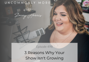 why your show isn't growing